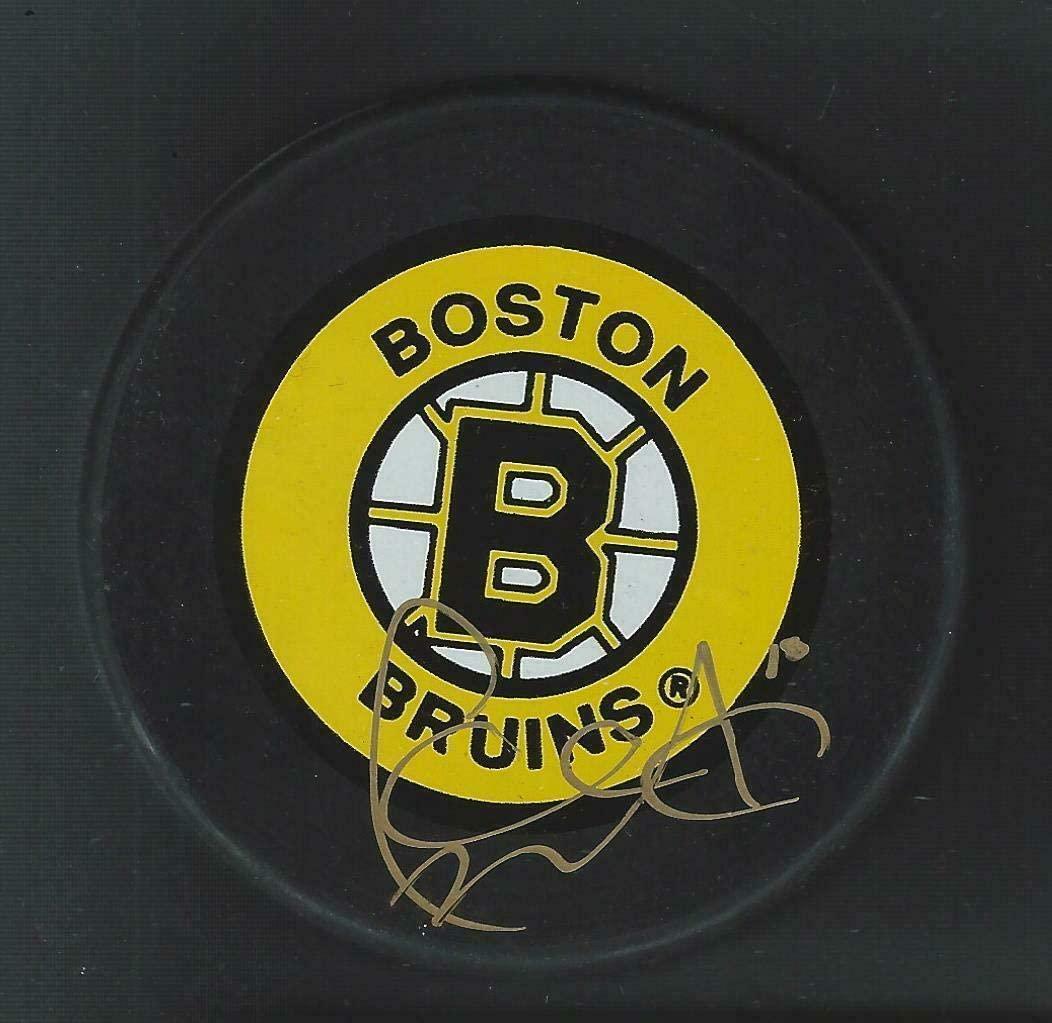 Cameron Mann Autographed Puck - Autographed NHL Pucks