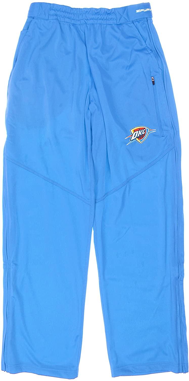 Zipway Oklahoma City Thunder NBA Men's Ruler Track Pants - Blue