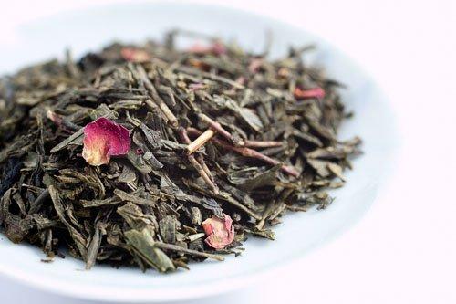 Rare Tea Cellar, Pomegranate Green Dream Tea, 1/4lb Bag
