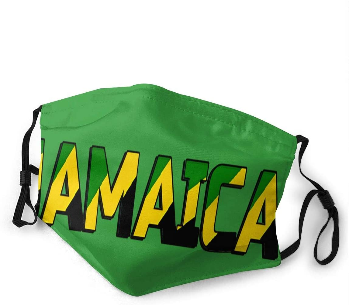 Jamaican Dust with Filter is Soft and Breathable You Can Change Its Length According to Your Facial Contour