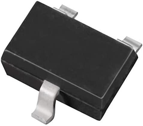 Bipolar Transistors - Pre-Biased 200MW 1K 10K, Pack of 1000 (DDTC113ZUA-7-F)