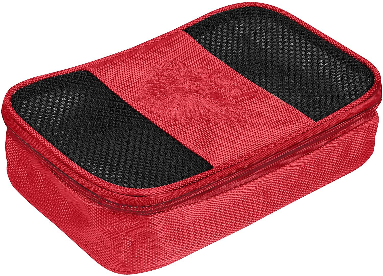 Asp Law Enforcement View Bag - Medium, Red ASP View Bag - Medium, Red, 22553 Model
