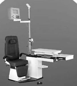 Ajanta Combine Chair Unit ophthalmic Medical Healthcare S-658