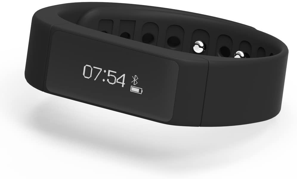 cnM2C I5 Plus Smart Bracelet with Sports Fitness Tracker Sleep Monitoring Anti-Lost Multifunction Touch Screen