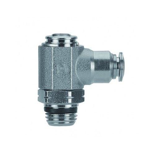 AIGNEP USA 89953-08-06 Flow Control, Screw Adjustment, Flow Out, 1/2