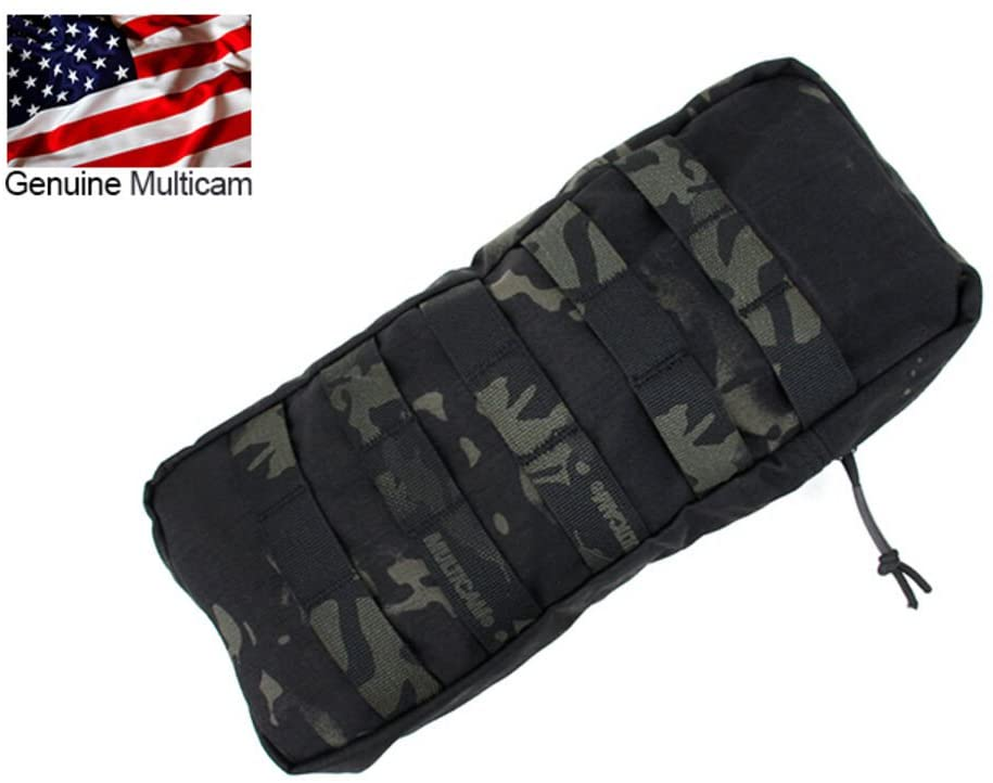 TMC Black Multicam Military Tactical CP Style 330 Hydro Pouch Bag