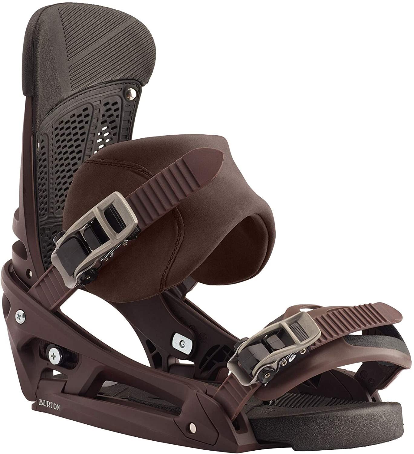 Burton Malavita EST Leather Snowboard Bindings Mens