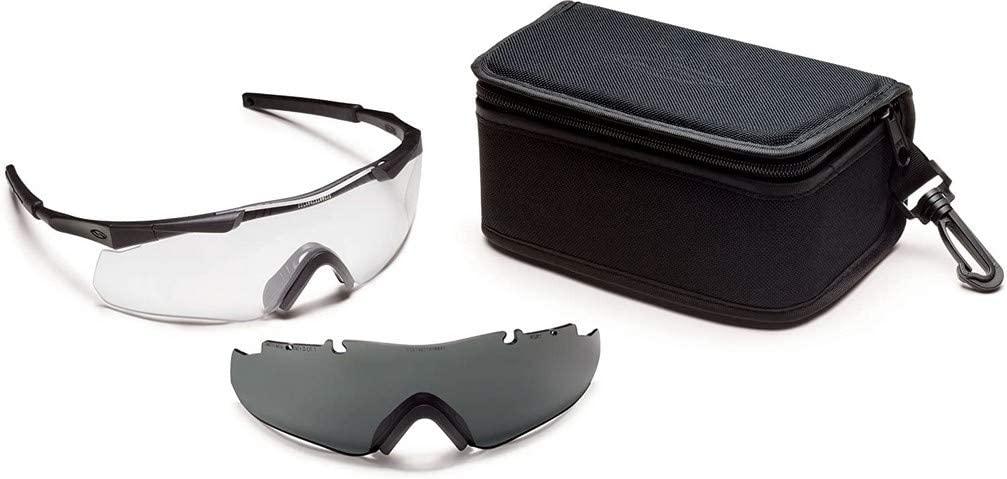 Smith Optics Elite Aegis Arc Compact Eyeshield Field Kit
