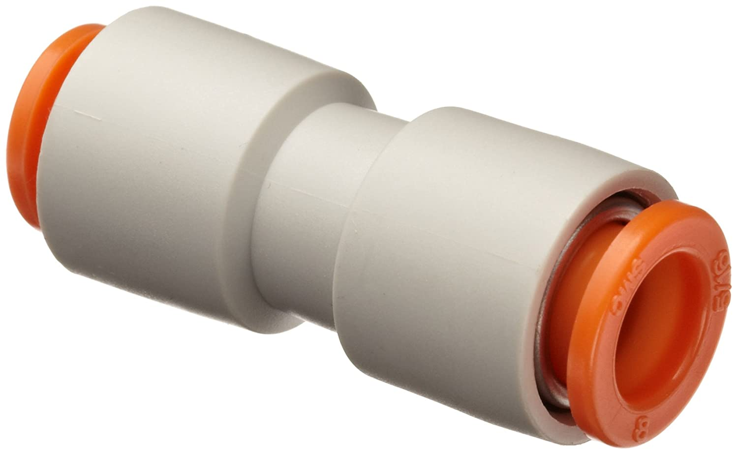 SMC KQ2H07-09A PBT Push-to-Connect Tube Fitting, Reducing Coupler, 1/4