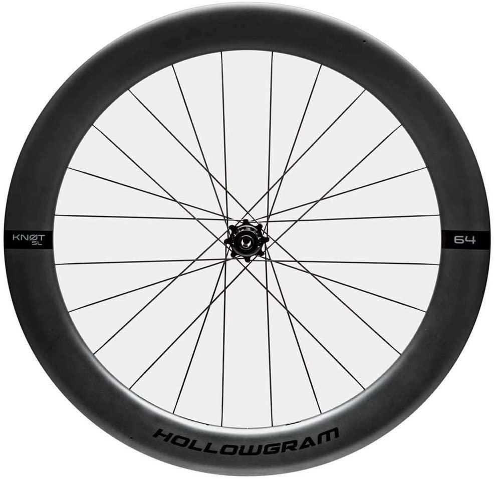 Cannondale HollowGram SL 64 Knot 142x12 700c Clincher Wheel Front Black