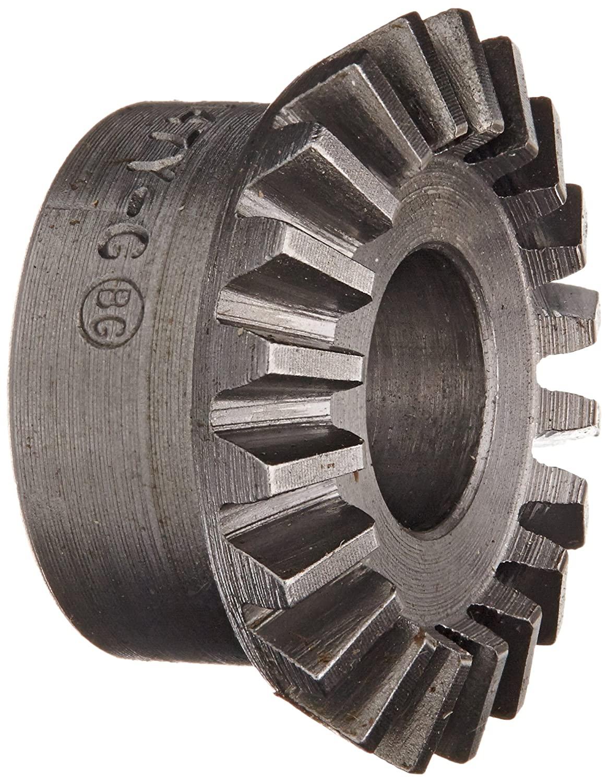 Boston Gear L147Y-G Bevel Gear, 2:1 Ratio, 0.375