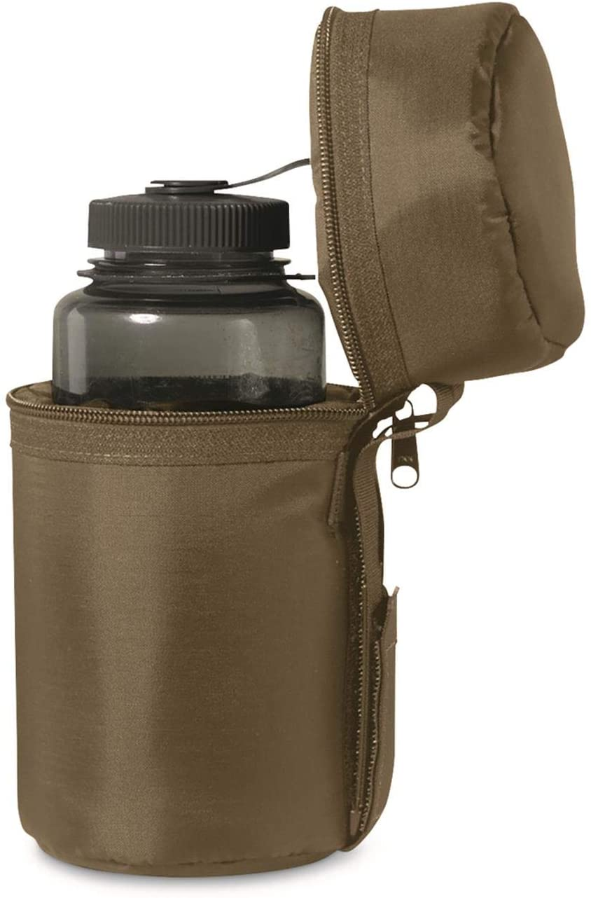 Surplus U.S. Military Outdoor Research SG Water Bottle Parka, 1 Liter, Used