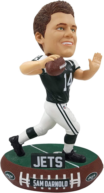 Sam Darnold New York Jets Baller Bobblehead