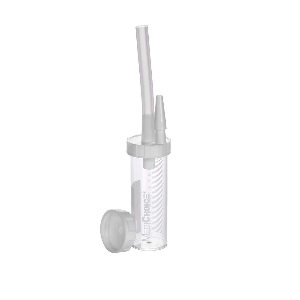 MediChoice Specimen Mucous Traps, Sterile, Polyurethane, 70 Cubit cm, 1314MST7000 (Case of 50)