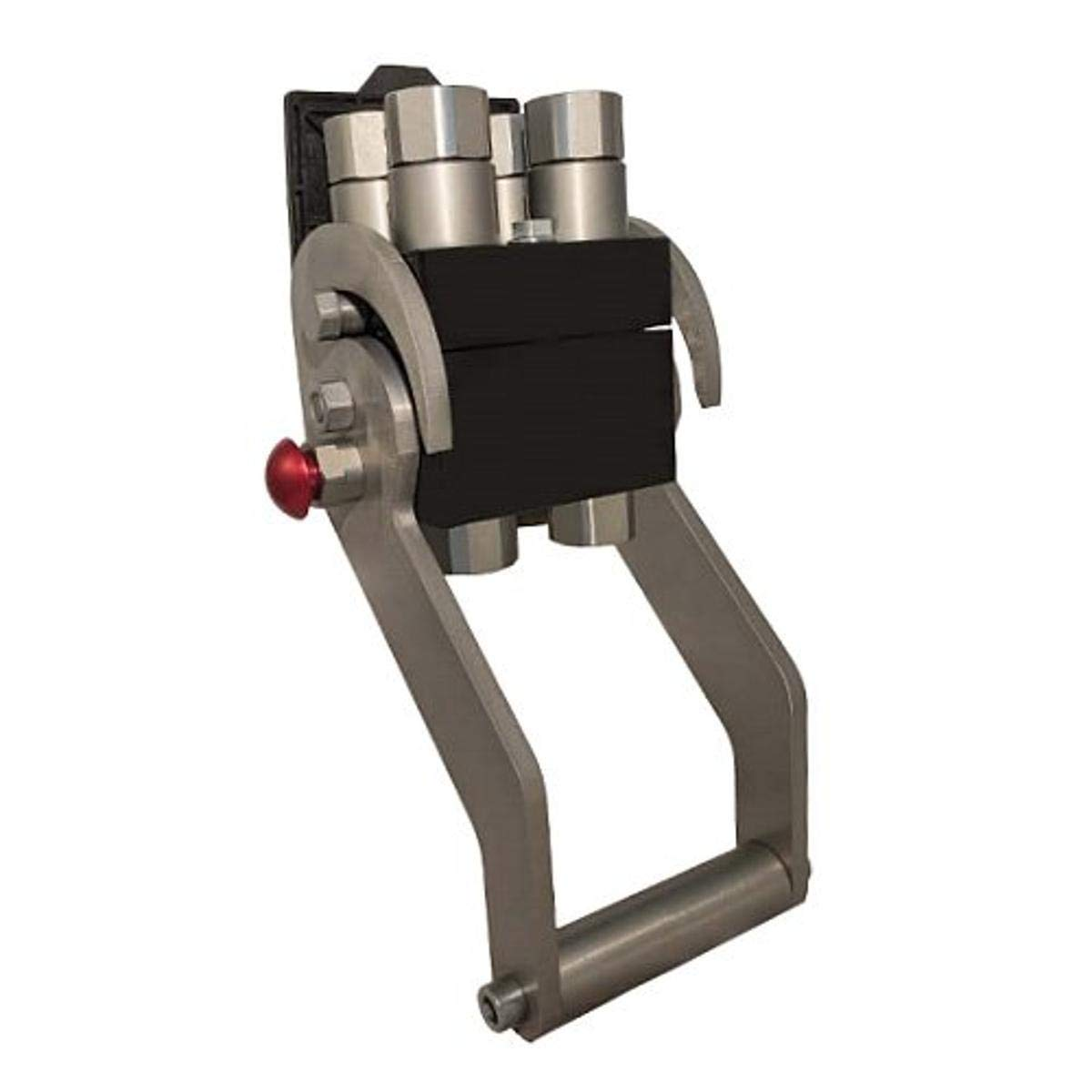 Holmbury MP12-F-08S Fixed Plate Coupler, 1/2