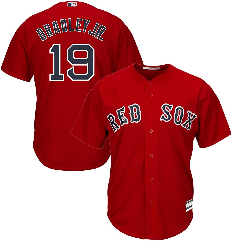 Jackie Bradley Jr. Boston Red Sox MLB Boys Youth 8-20 Player Jersey
