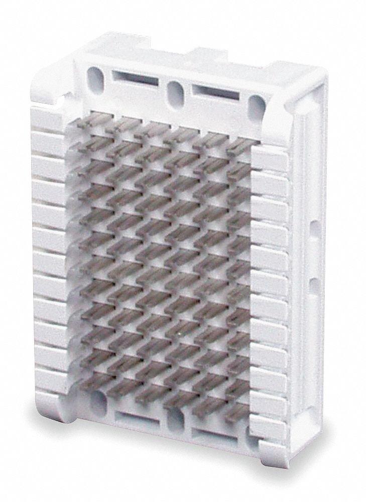 Wiring Block, 6-Pair, 6 x 12 Block Size