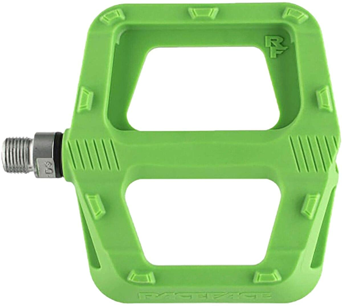 Race Face Ride Pedal Green, One Size