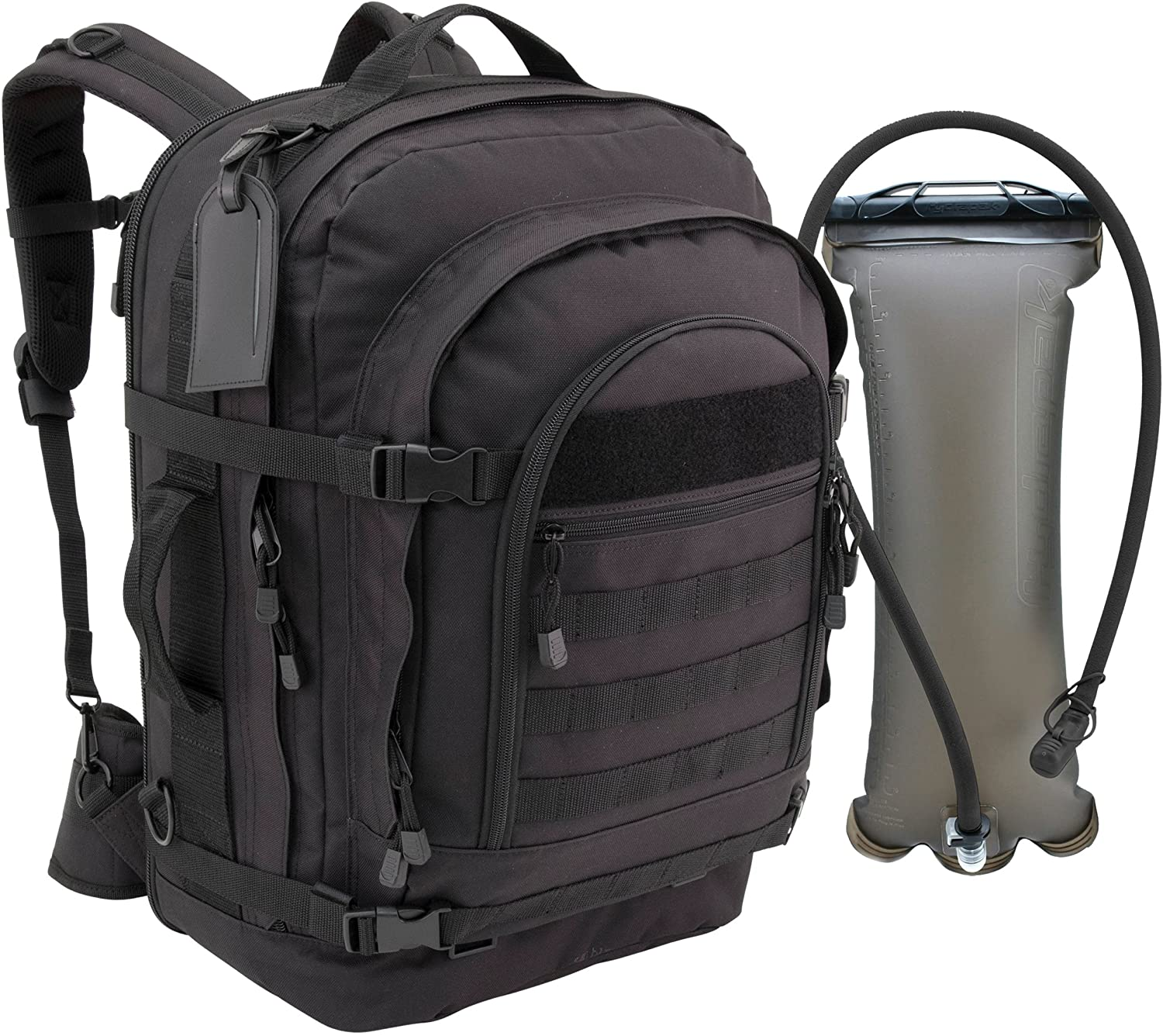 Mercury Tactical Gear Blaze Bugout Bag with Hydration Pack