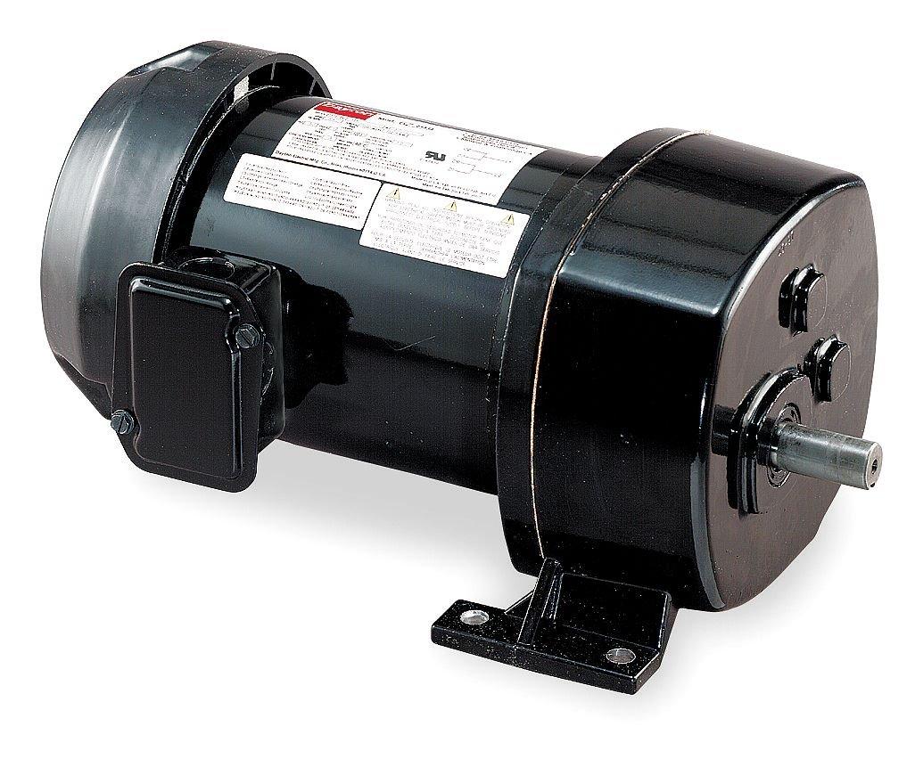 Dayton 6K351 Gear Motor, AC, 12 RPM