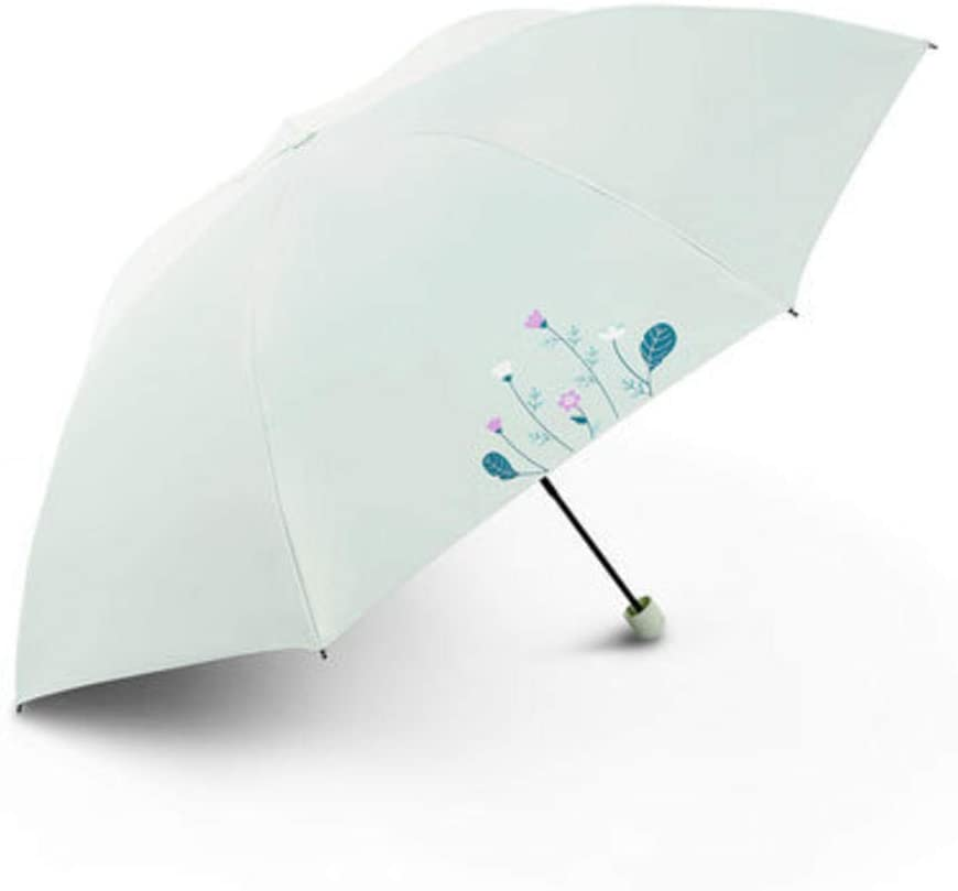 N/P Umbrella Men Women UV Protection Travel Windproof Umbrella Lightweight and Foldable