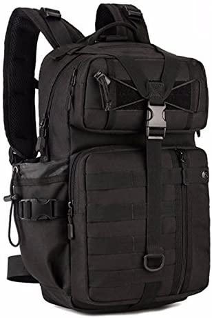 ZhaJunBag Military Bag Army Tactical Backpack Waterproof Outdoor Sport Camping Men Hiking Travel Climbing Bags 30L