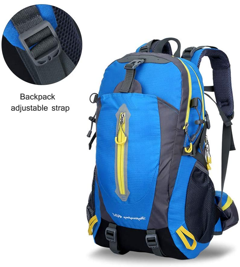 LUOYE AUNLPB Chest Shoulder Backpack Casual Crossbody Shoulder Triangle Packs Daypacks for Men Women Canvas Digital Camera Bags with Charging Port for Outdoor