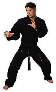 KD Elite Black Karate Uniform