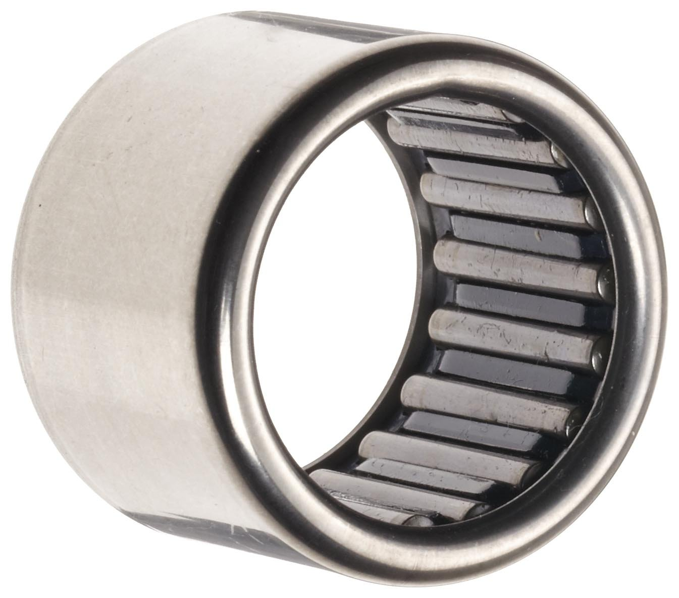 Koyo JH-88 Needle Roller Bearingd Drawn Cup, Open, Steel Cage, Inch, 1/2