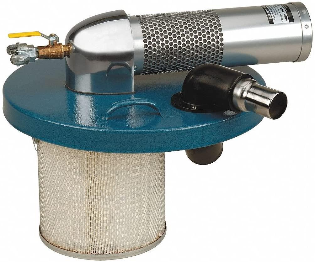Pneumatic Vacuum,Air Flow 89 cfm,std.
