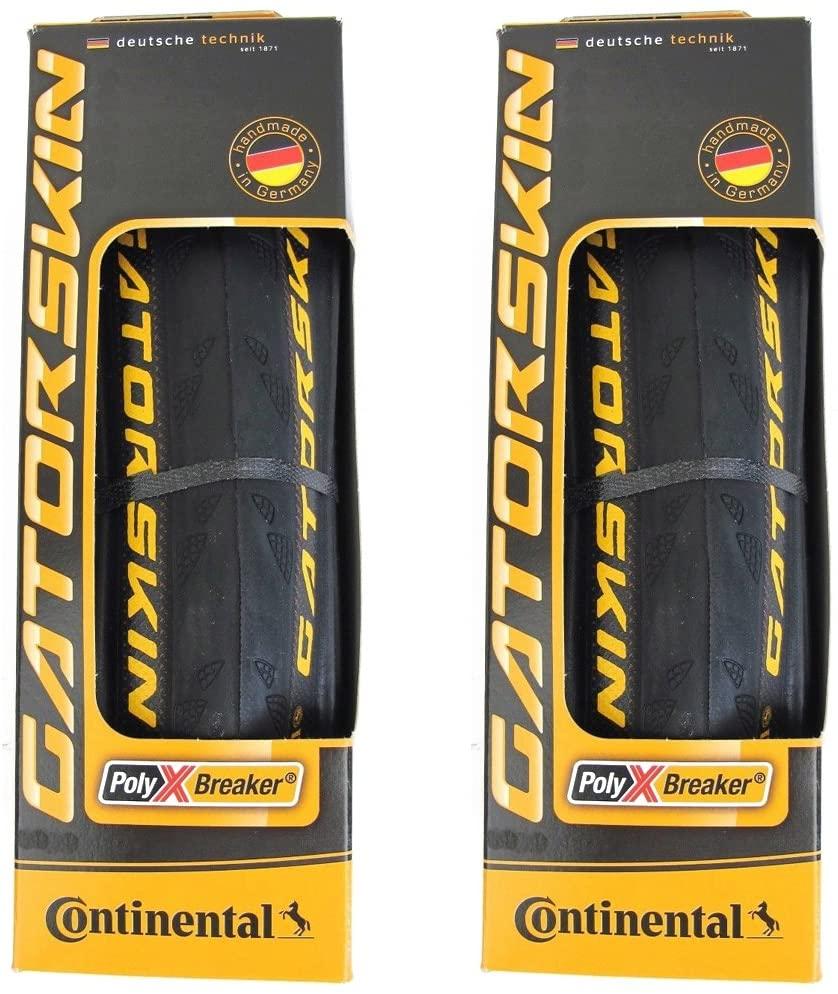 Continental Gatorskin Folding Tires PAIR 700x32c Puncture Resist 700c Road Tour