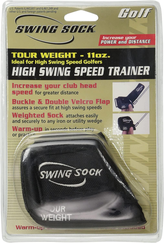 ProActive Swing Sock High Swing Speed (11-Ounce, Black)