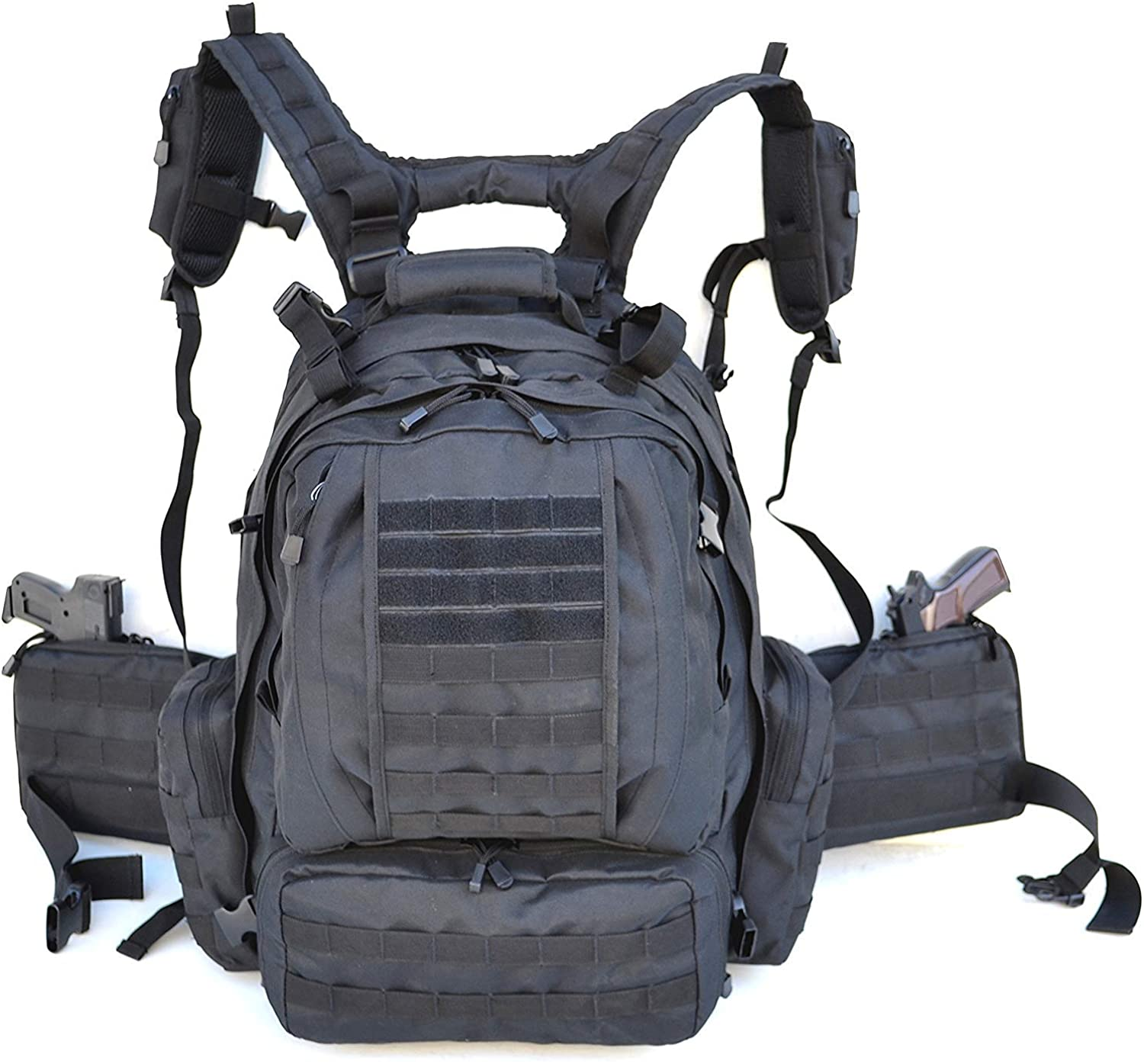 EXPLORER Military Tactical Backpack Army Assault Pack Molle Bug Out Bag Backpacks Rucksack Day pack