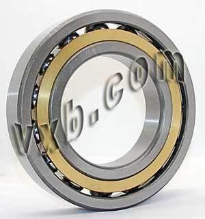 7305ACM Angular Contact Bearing Bronze Cage 25x62x17 Ball Bearings
