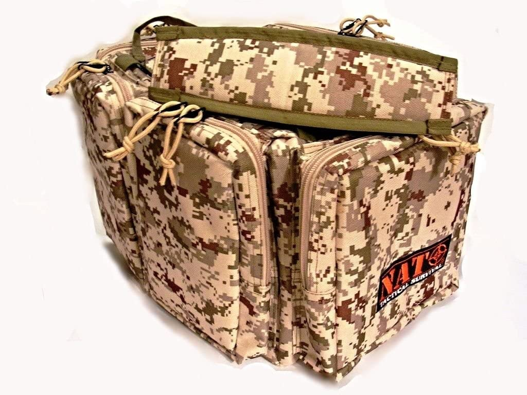 NATO Desert Digital Range Bag 20