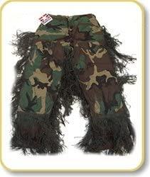 BDU Sniper Pants - Medium-LongWoodland