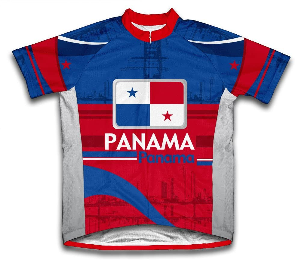 ScudoPro Panama Short Sleeve Cycling Jersey for Youth