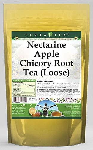 Nectarine Apple Chicory Root Tea (Loose) (8 oz, ZIN: 562765) - 2 Pack