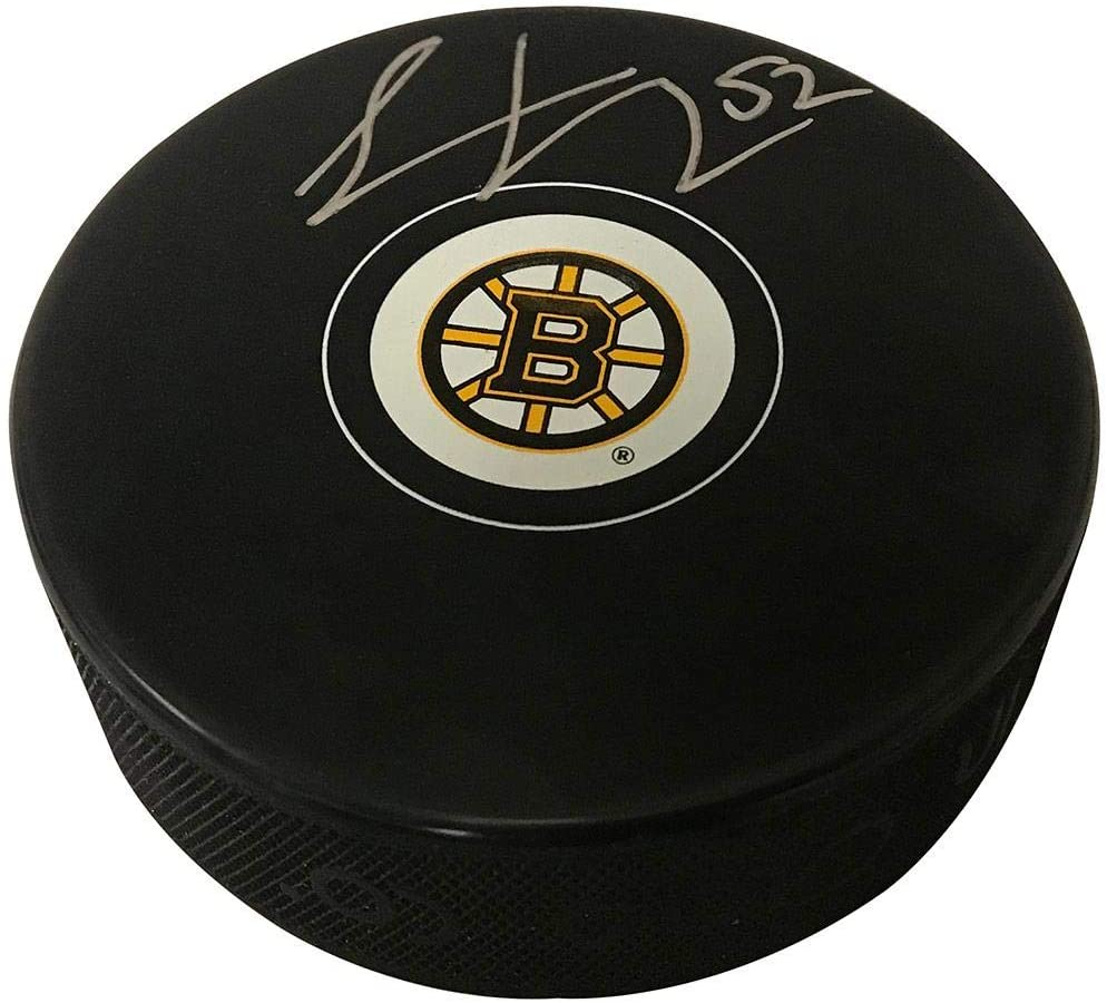 Sean Kuraly Signed Puck - Autographed NHL Pucks