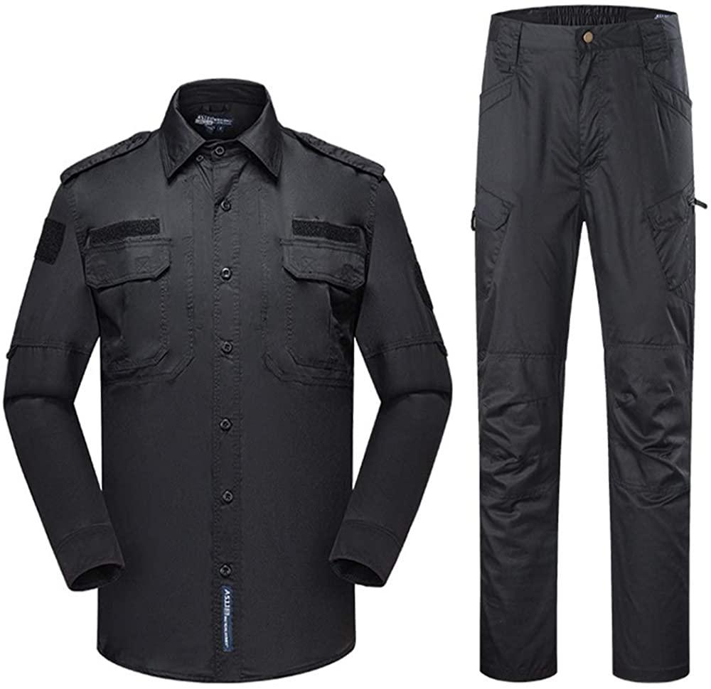 NOGA Commuter Service Outfit Camouflage Suit Combat Fan Suit Quick-Drying Breathable