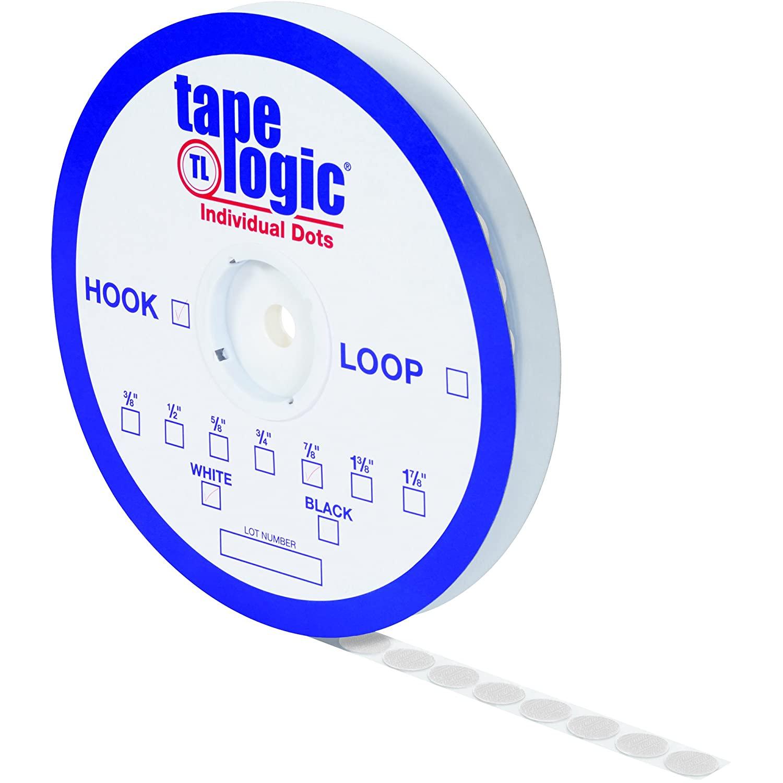 Tape Logic Individual Tape Dots, Loop, 1 7/8