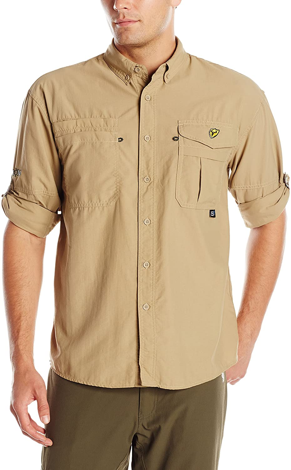 SCENT SHIELD Recon Men's Lifestyle Long Sleeve Shirt