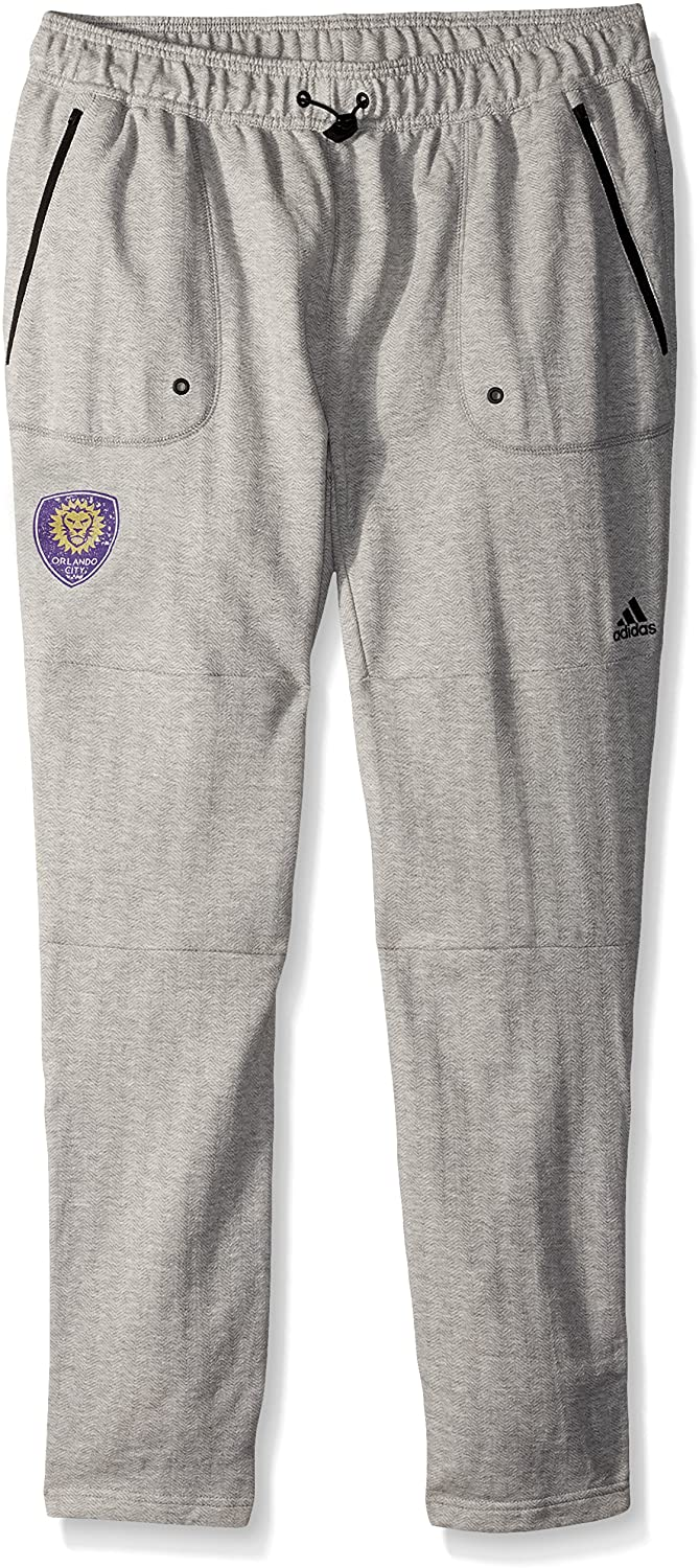 adidas MLS Mens Ultimate Worn French Terry Jogger Pant
