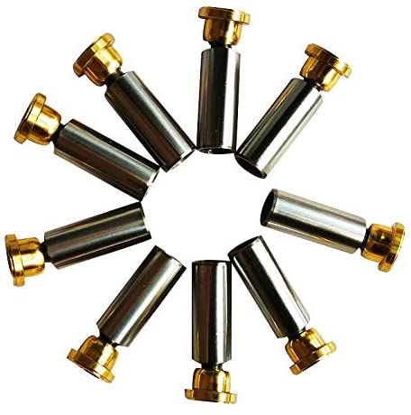 Pump Internal Repair Kits for NACHI Piston Pump PVD-3B-56 Pump Parts Includes Cylinder Block Valve Plate Retainer Plate Ball Giude Piston Shoes (Pump Repair Kits for PVD-3B)