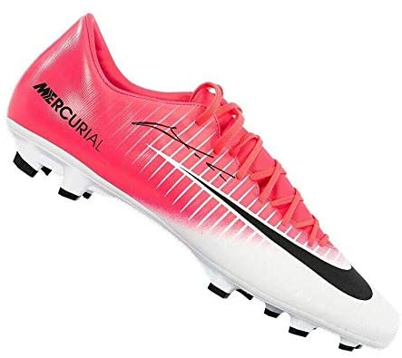 Luka Modric Signed Football Boot Nike Mercurial Autograph Cleat - Autographed Soccer Cleats