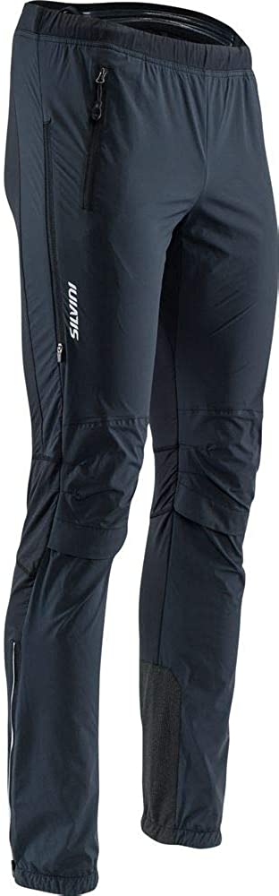 SILVINI Men's Soracte Ski Touring Pants with Reinforced Patches on The Inside of Ankles
