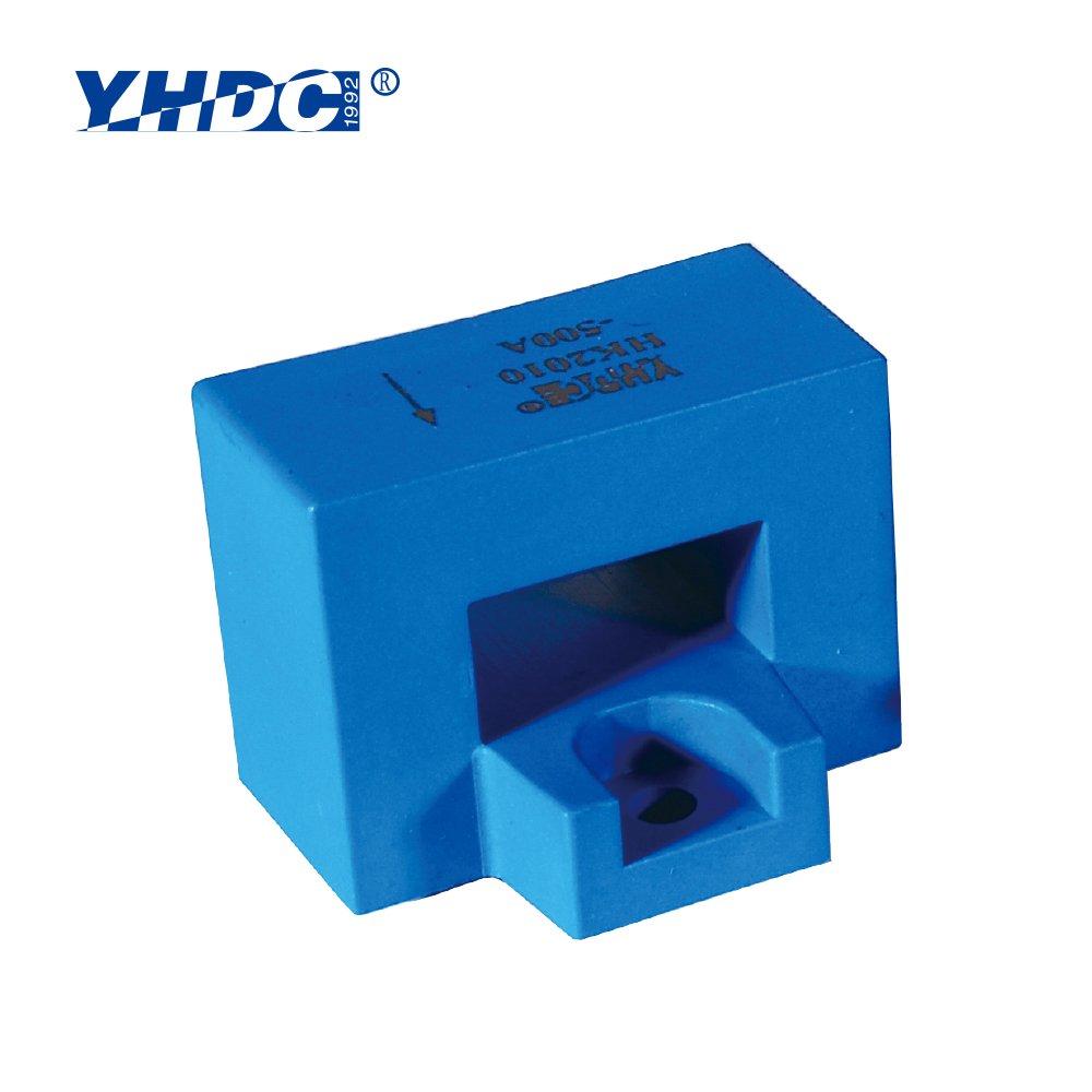 YHDC HK2010 Current 400A Output 4V Hall Current Sensor Open Loop Supply Voltage 15V DC-50KHz Plate-type