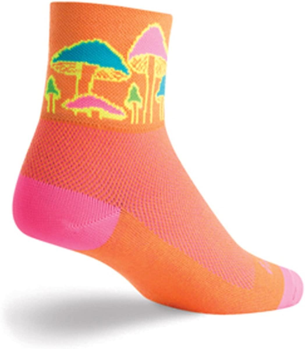 SockGuy, Adults Classic Socks - Small/Medium, Trippin
