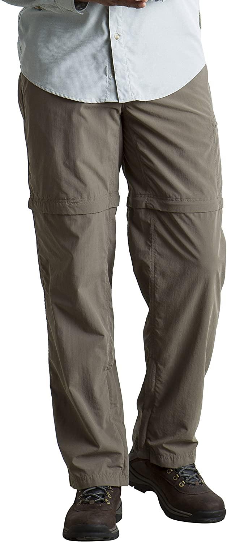 ExOfficio Men's BugsAway Sol Cool Ampario Convertible Hiking Pants, Short