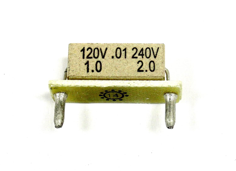 Plug-In Horsepower Resistor (9843)